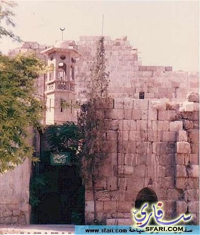 3064_Qalah-Tempat dipenjara Ibnu Taimiyyah