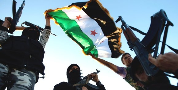 The uprising in Syria is degenerating into a sectarian war