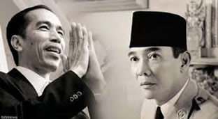 1.Jokowi.Bung Karno