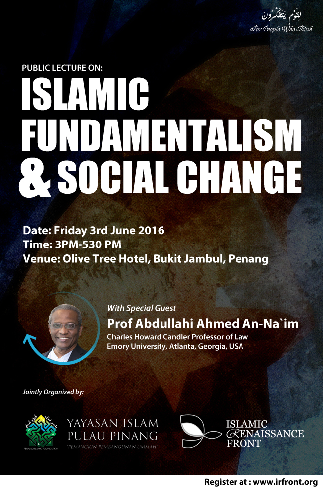 islamic foundation and social change
