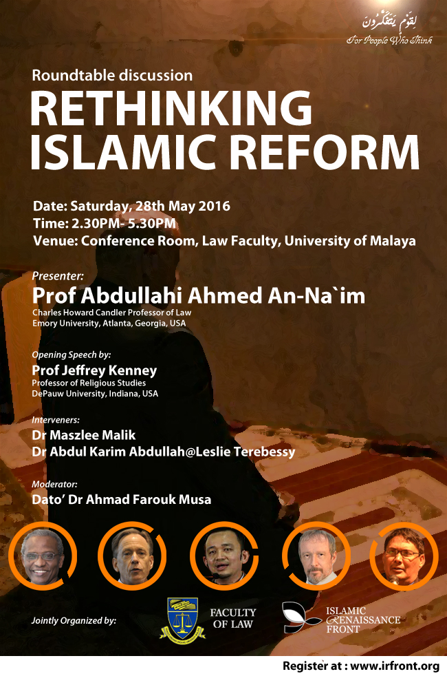 rethinking islamic reform
